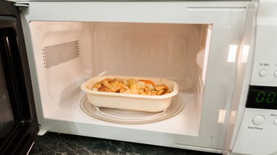 Why the turntable in my microwave will no longer turn?